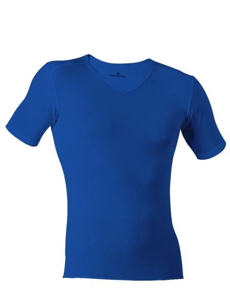 T-Shirt 1/4 V-Neck